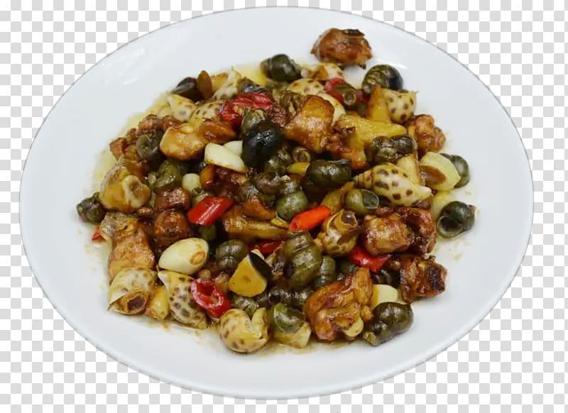 Vegetarian cuisine Asian cuisine Sea snail Gastronomy Recipe.