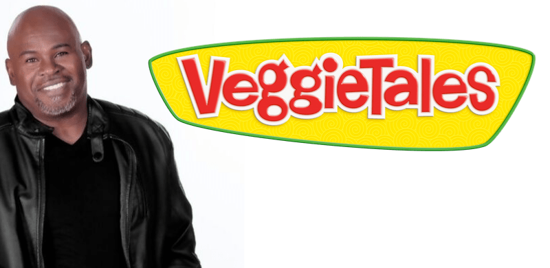 David Mann Joins the Cast of Veggie Tales.