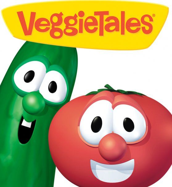 VeggieTales Christian based business to inspire kids to be.