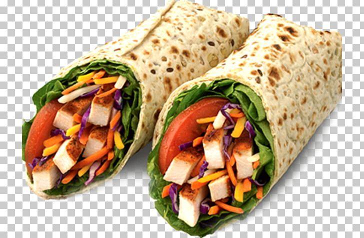 Wrap Delicatessen Merinda\'s Deli & Grill Vegetarian Cuisine.