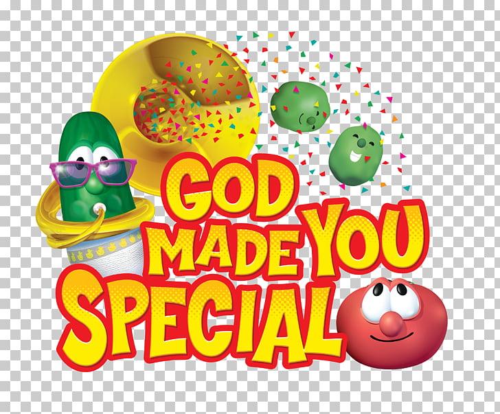 God Made You Special YouTube VeggieTales Television show Big.