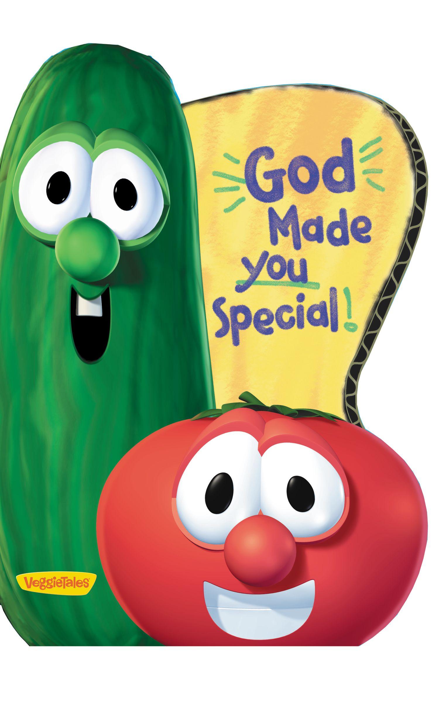 God Made You Special.