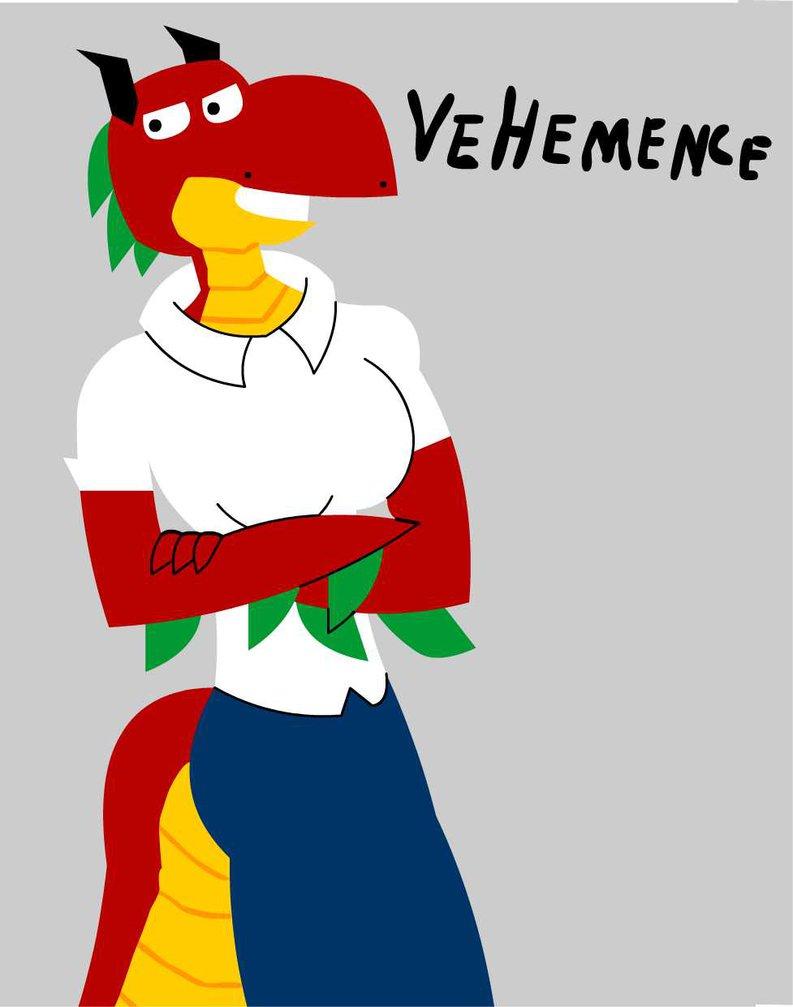Vehemence #19 by HerGomMej on DeviantArt.