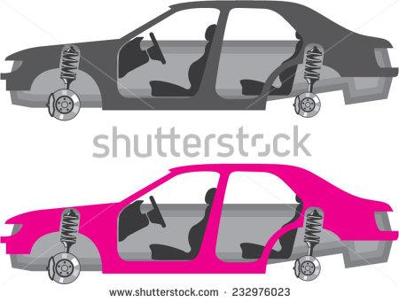 Car Body Repair Stock Vectors, Images & Vector Art.