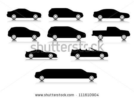 Cars Body Types Stock Photos, Royalty.