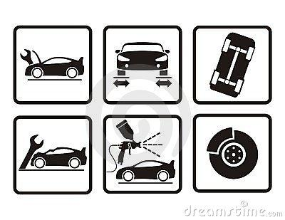 Auto Body Repair Clipart Free.