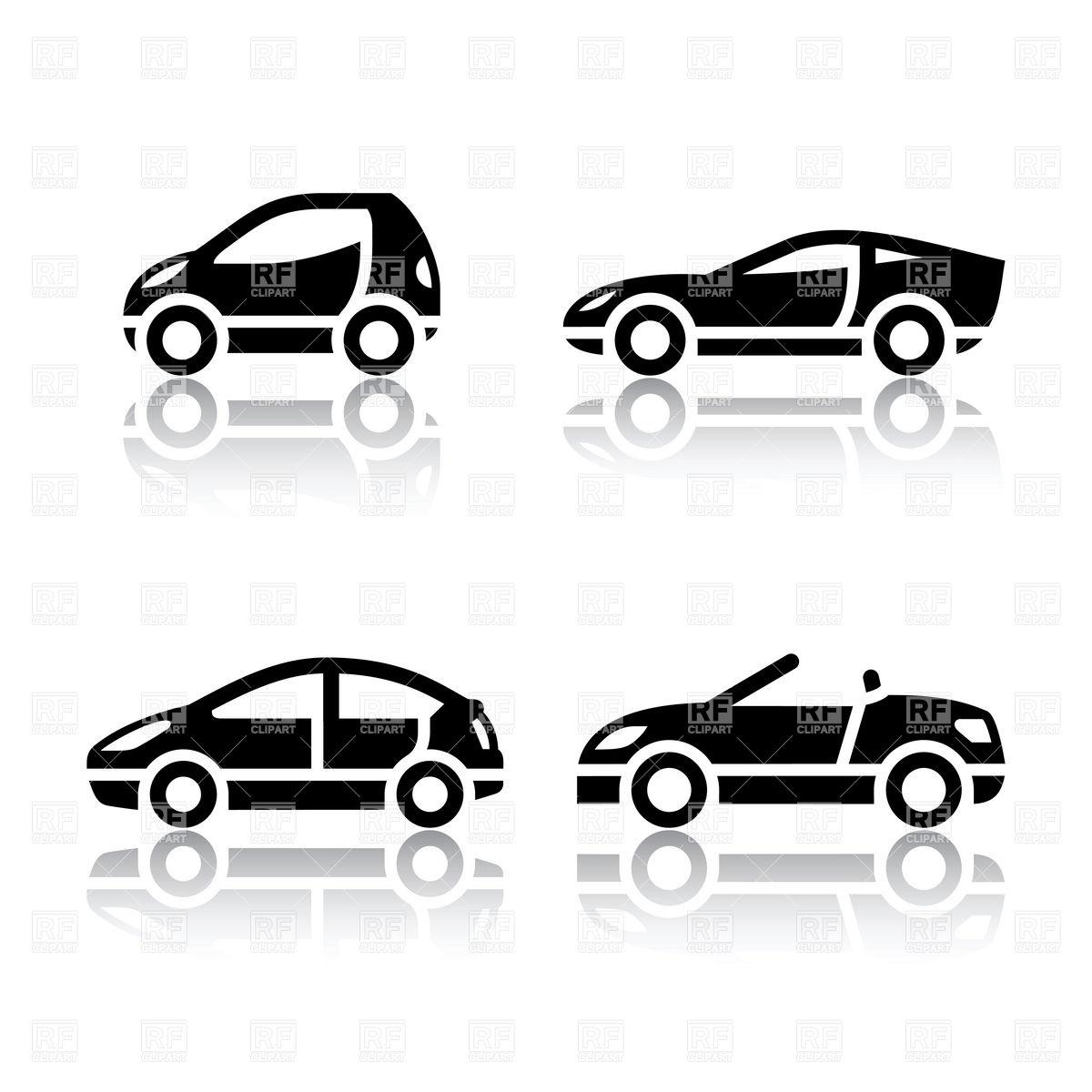 Car's body types.