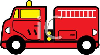 Emergency Vehicle Clipart.