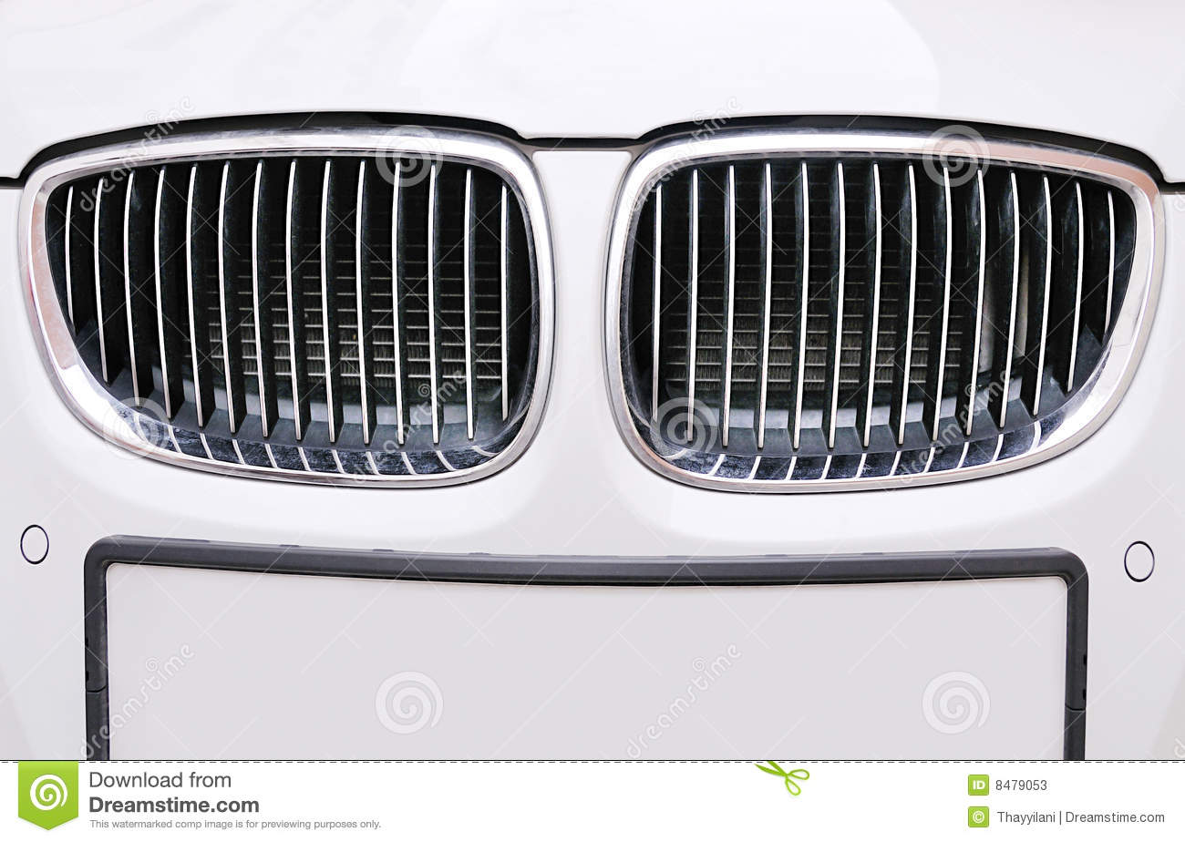 Car Grill Graphic Clipart.