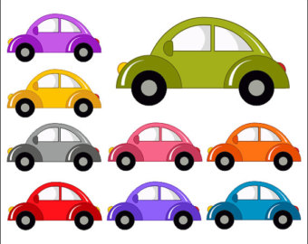 Cute car clipart.
