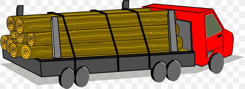 Pickup Truck Logging Truck Lumberjack Clip Art, PNG.
