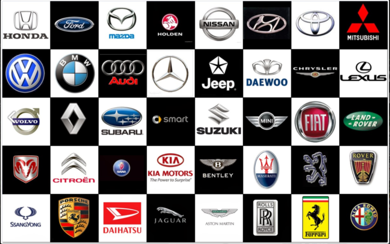 Interesting Stories of 5 most famous car logos, you should.