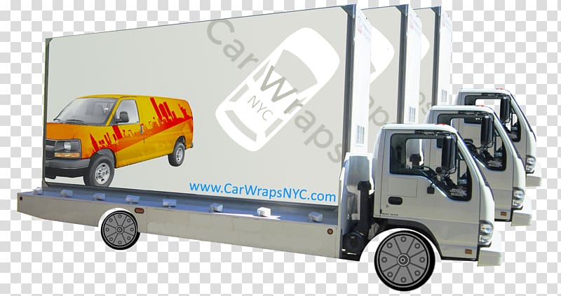 Commercial vehicle Car Fleet vehicle Wrap advertising, Wrap.