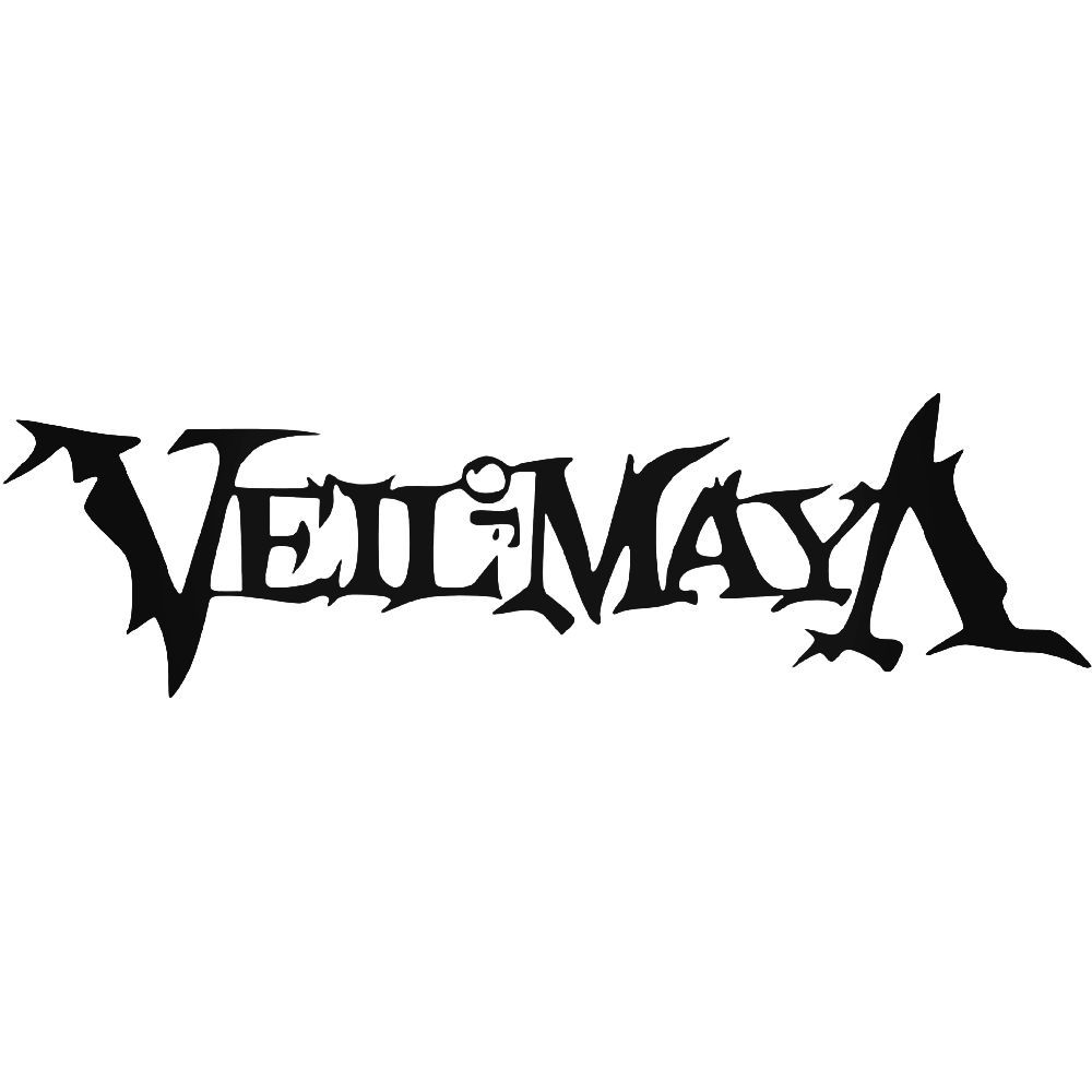 Veil Of Maya Band Logo Vinyl Decal Sticker BallzBeatz . com.
