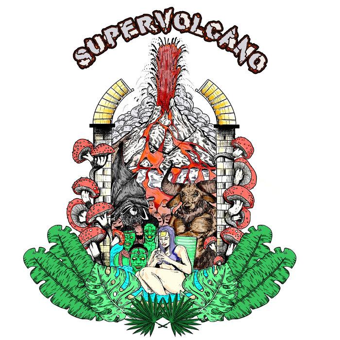 Supervolcano.