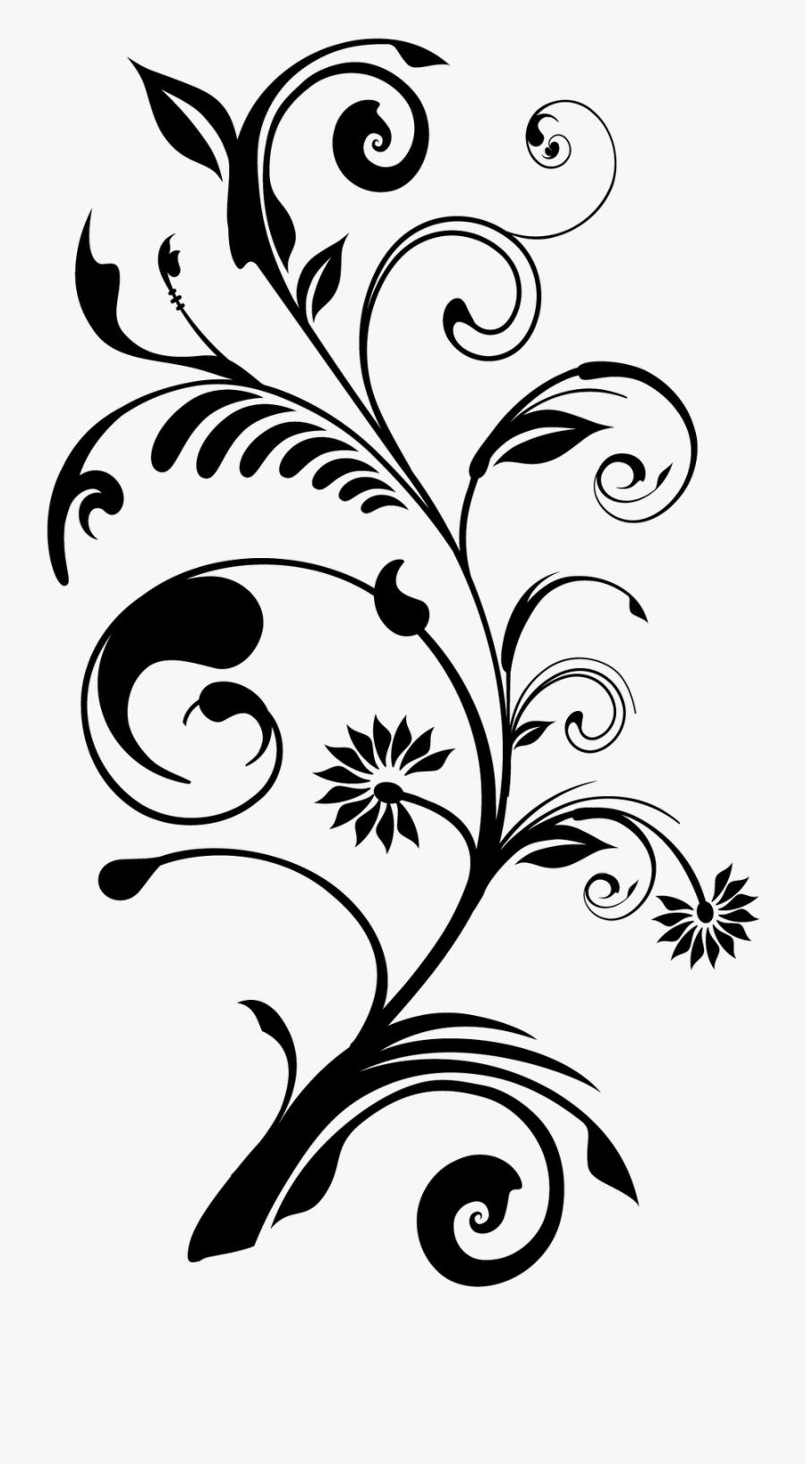 Flower Floral Design Desktop Wallpaper.