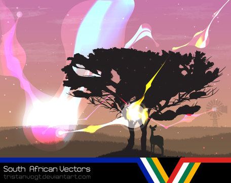 South African Vectors.