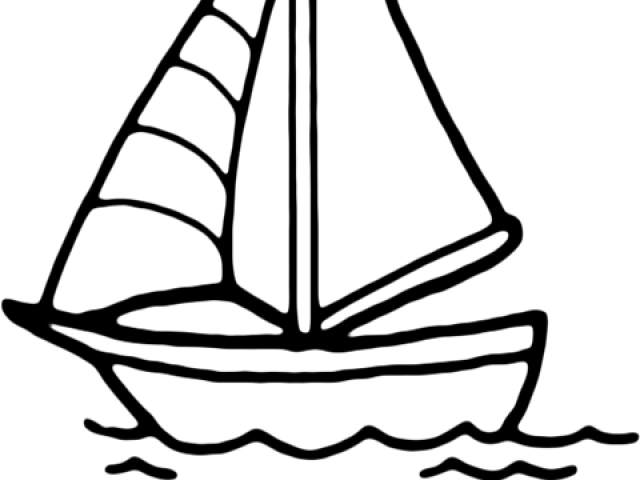 Sailboat Clipart velero 3.