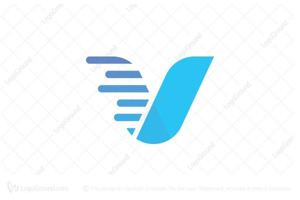 Exclusive Logo 109636, Velocity Logo.