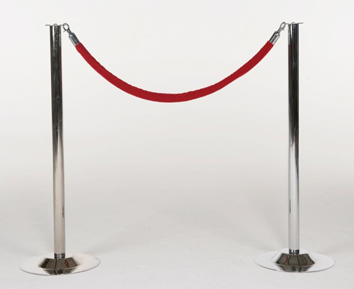 The Red Velvet Rope.