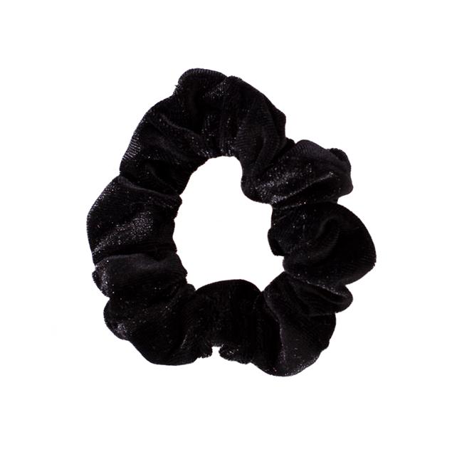 5 X Velvet Hair Scrunchies Pack.