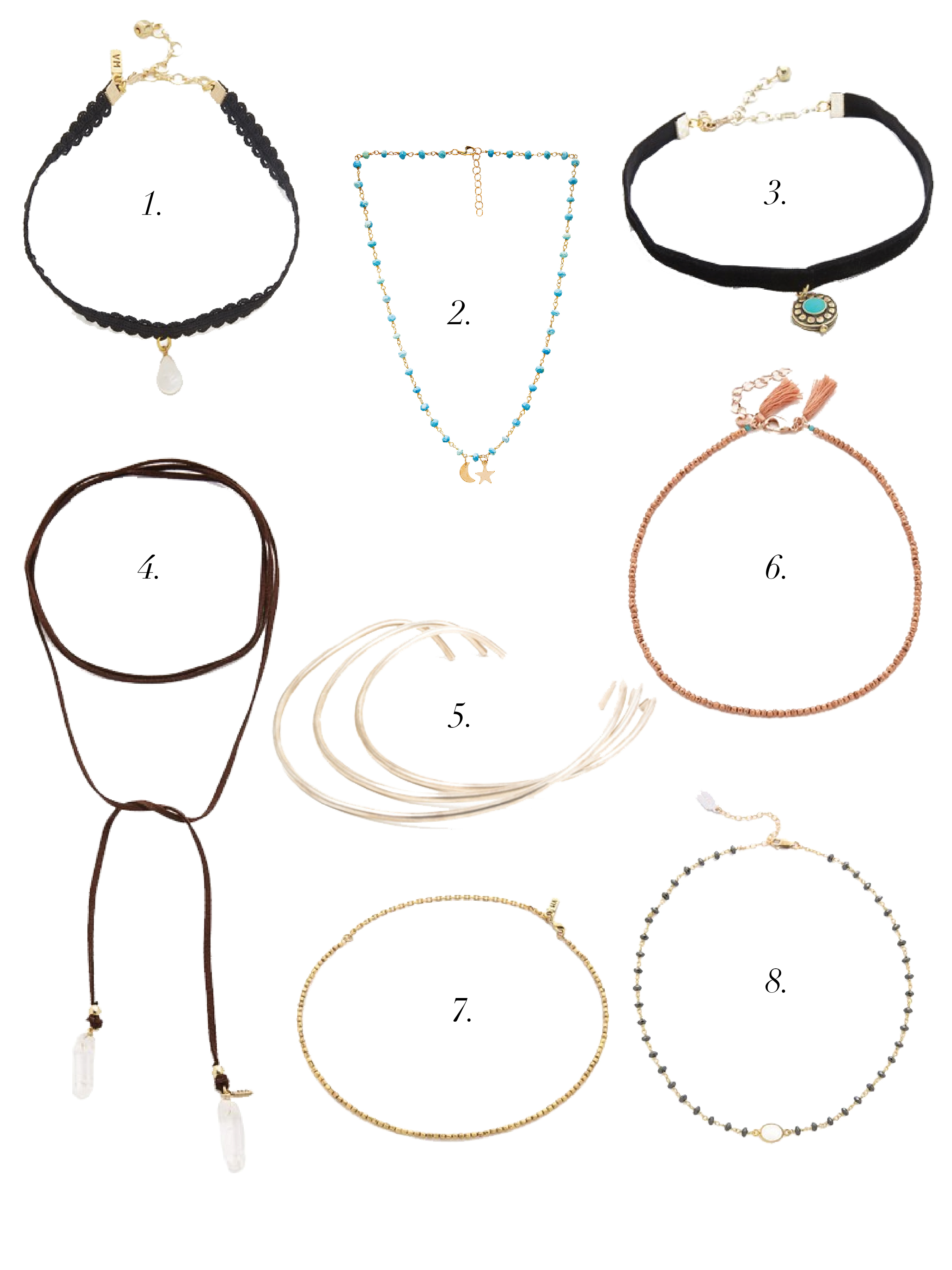 Currently craving chokers.