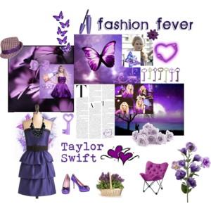 Velvet Violet.