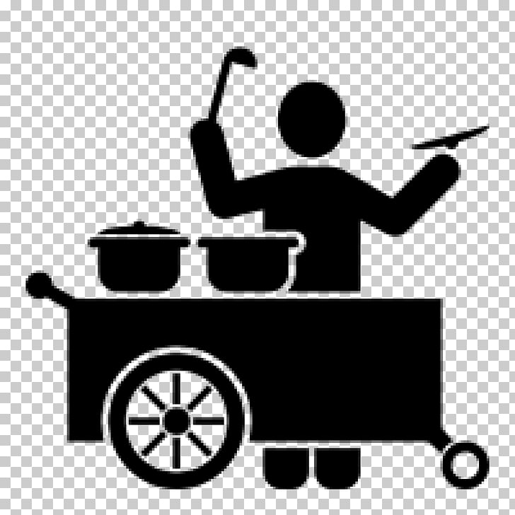 Street food Vendor Hawker Business, Business PNG clipart.