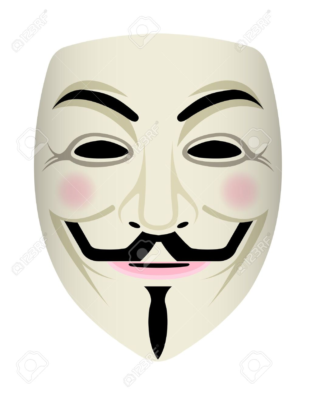 Showing post & media for Anonymous face cartoon.