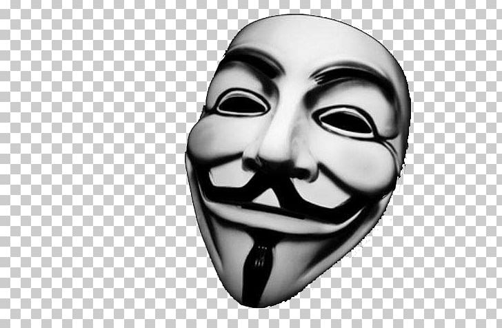 Guy Fawkes Mask V For Vendetta Anonymous #1043917.
