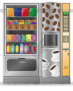 Vending machine clip art.