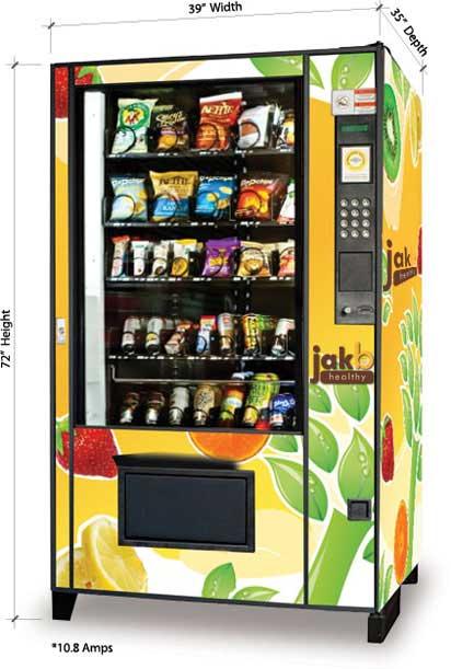 Vending Machines Clipart.