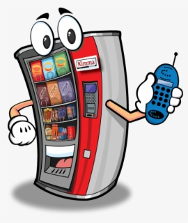 Free Vending Machine Clip Art with No Background.
