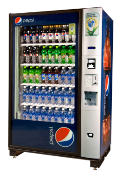 Vending Machine.