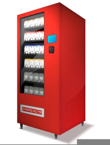 Vending Machine Clipart Images.