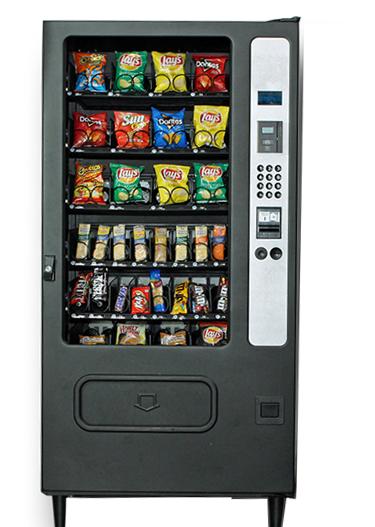 Wittern Snack Vending Machine USI 3538.