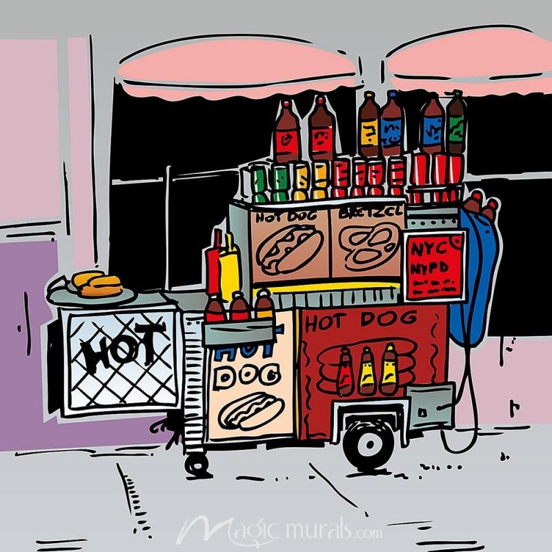 Street Vendor.