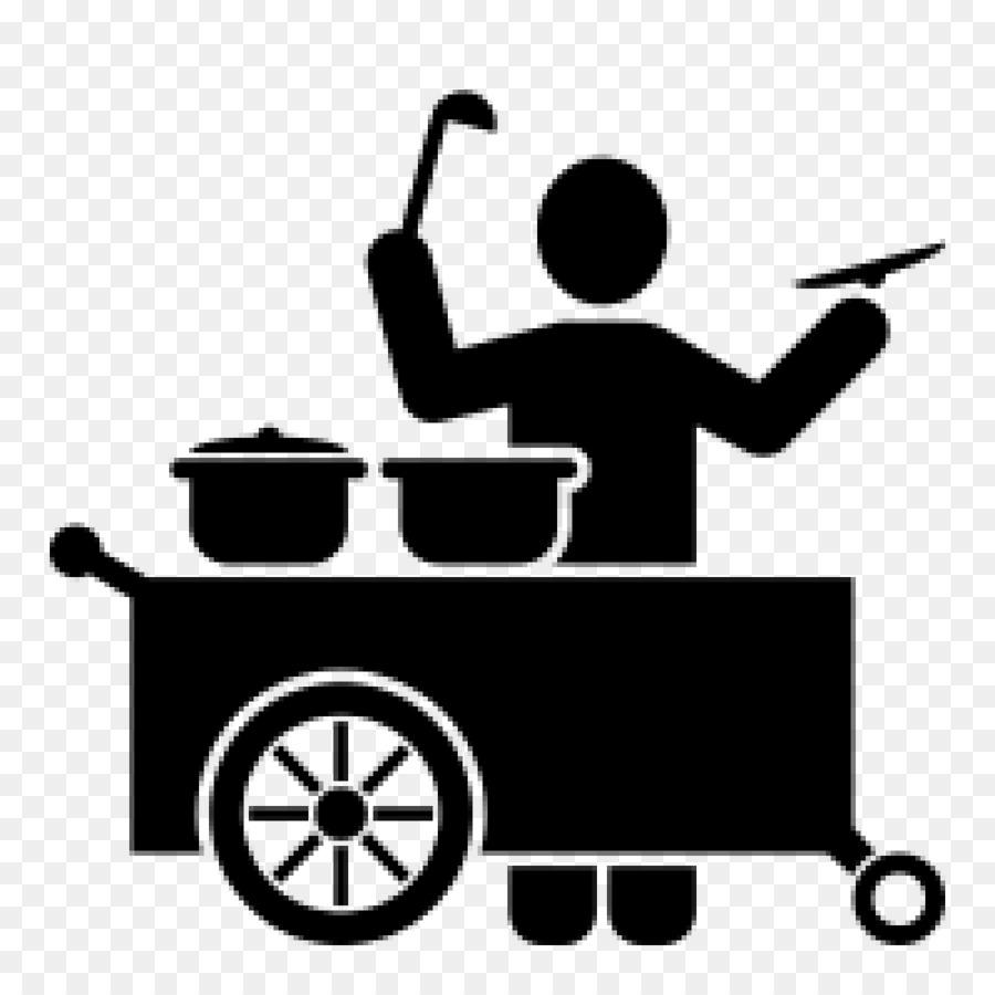 Download Free png Street food Vendor Hawker Business.