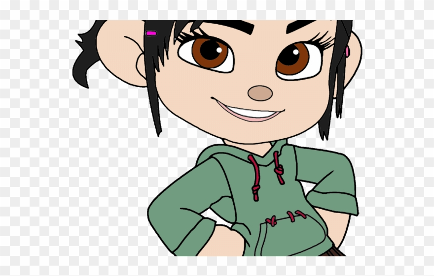Wreck It Ralph Clipart Penelope.