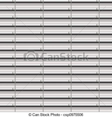 Stock Image of venetian blinds.