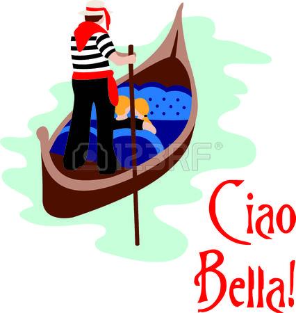 314 Venetian Gondola Stock Vector Illustration And Royalty Free.