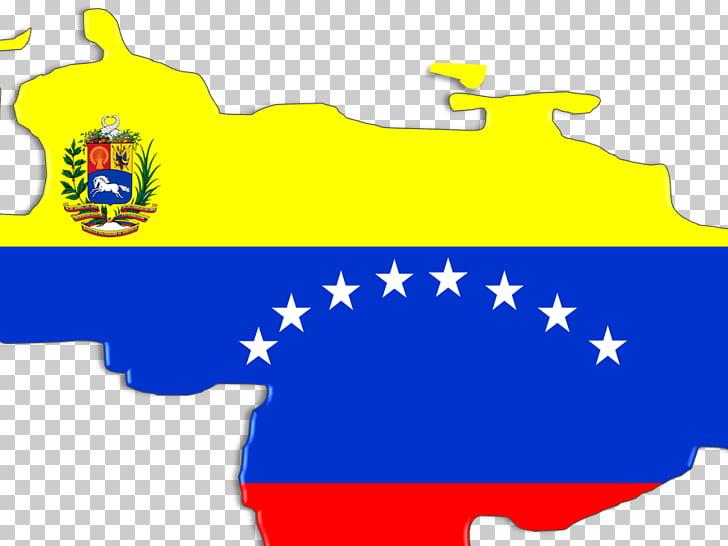 Flag of Venezuela Map 2014 Venezuelan protests, map PNG.