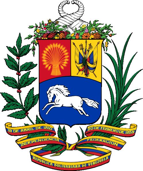 Coat Of Arms Of Venezuela Clip Art at Clker.com.