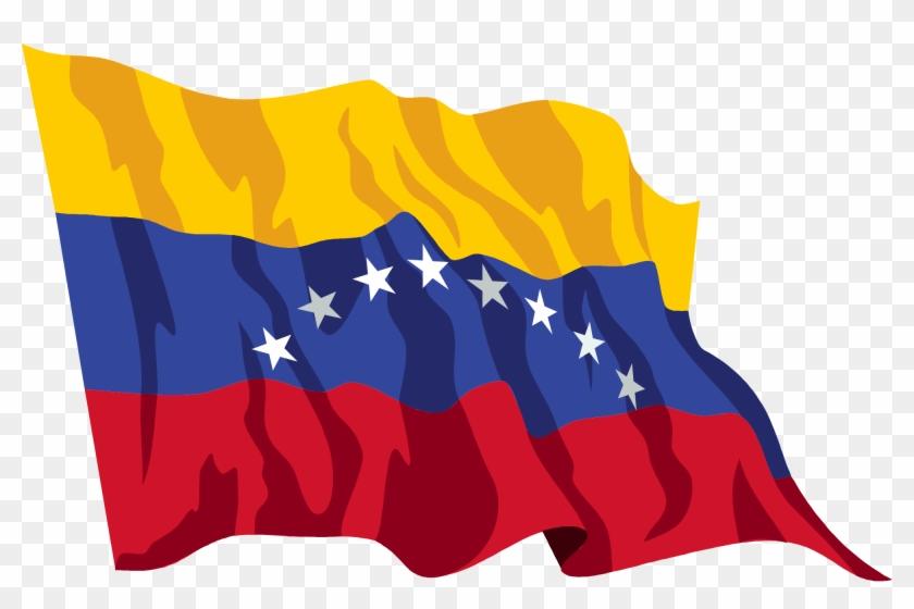Venezuela Flag Png.