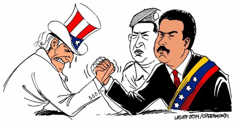 Venezuela on the knife's edge as economy collapses.