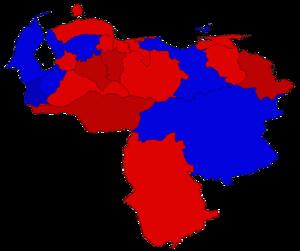 Venezuelan presidential election, 2013.