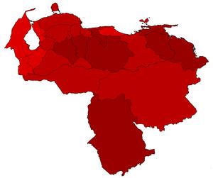 Venezuelan presidential election, 2006.