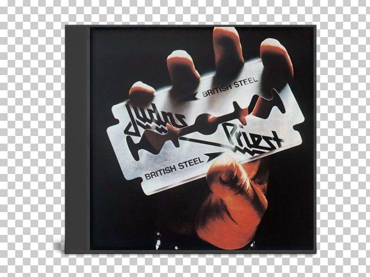 British Steel Judas Priest LP Record Screaming For Vengeance.