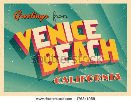 Venice Beach Stock Vectors, Images & Vector Art.