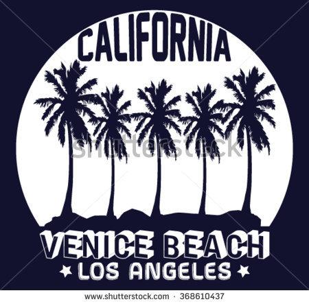 Venice Beach Stock Images, Royalty.
